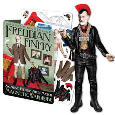 Click to get Sigmund Freud Dress Up Kit