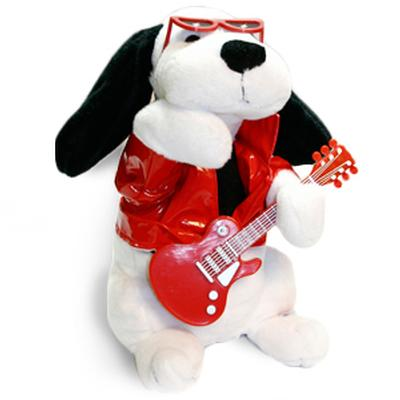 Click to get Rocking Christmas Dog