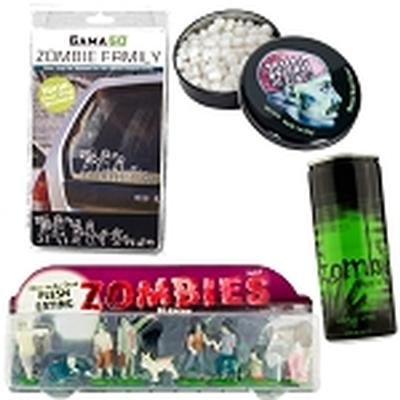 Click to get The Zombie Collection