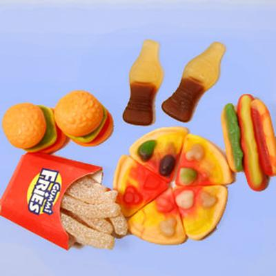 Click to get Gummy Candy Lunch Bag