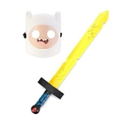 Click to get Adventure Time Finn Sword with Mask