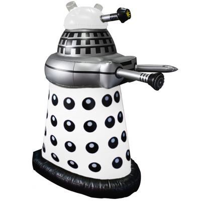 Click to get Doctor Who 30 Inflatable White Dalek