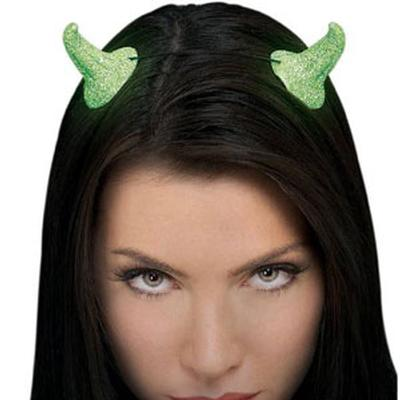 Click to get Glow in the Dark Devil Horns
