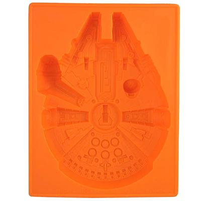 Click to get Star Wars Deluxe Silicone Millennium Falcon Ice Tray