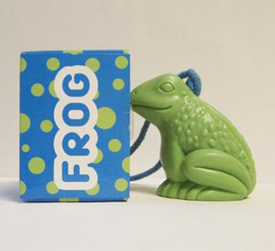 Click to get Frog Soap On a Rope