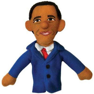 Click to get Obama Finger Puppet