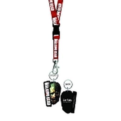 Click to get Walking Dead Blood Logo Lanyard