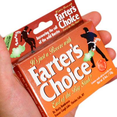 Click to get Farters Choice Meds