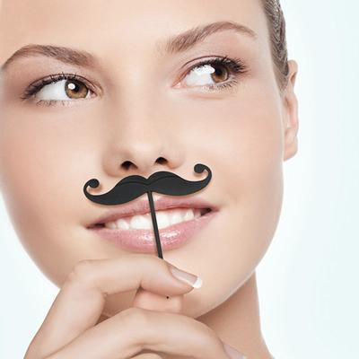 Click to get Mini Mustache Party Picks
