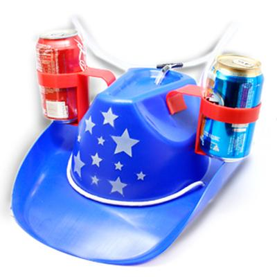 Click to get Cowboy Drinking Hat