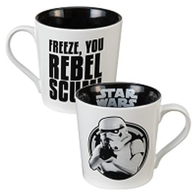 Click to get Star Wars Freeze You Rebel Scumbag Mug