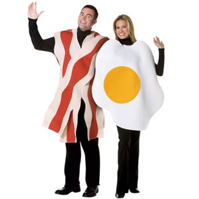 Click to get Bacon and Eggs Costume Set