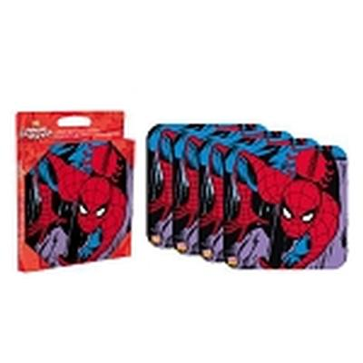 Click to get Spiderman 4 piece Coaster Set