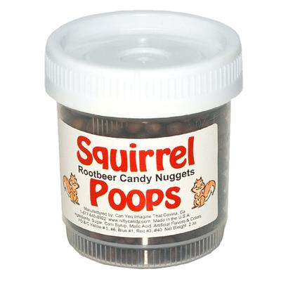 Click to get Squirrel Poop Candy