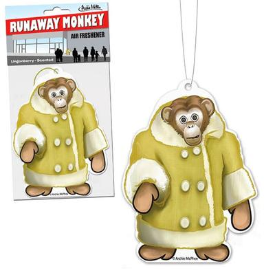 Click to get Runaway Monkey Air Freshener