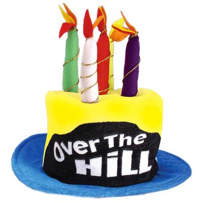 Click to get Over the Hill Birthday Cake Hat