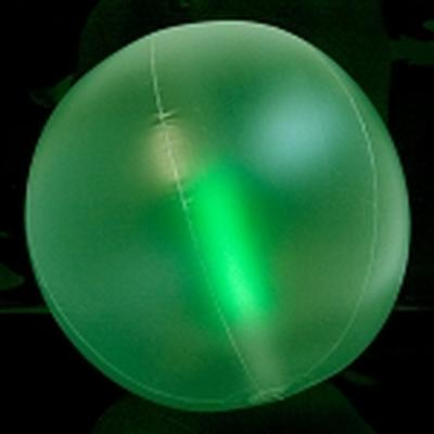 Click to get Green Glow Beach Ball