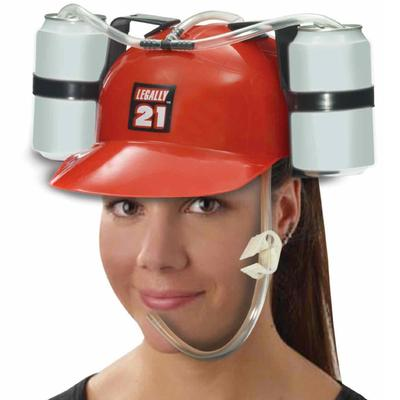 Click to get Legally 21 Drinking Helmet