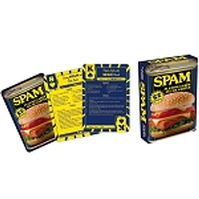 Click to get Spam Recipes Playing Cards
