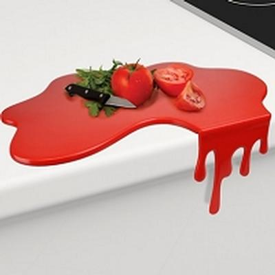 Click to get Splash Cutting Board Red