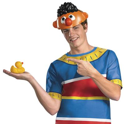 Click to get Ernie Costume