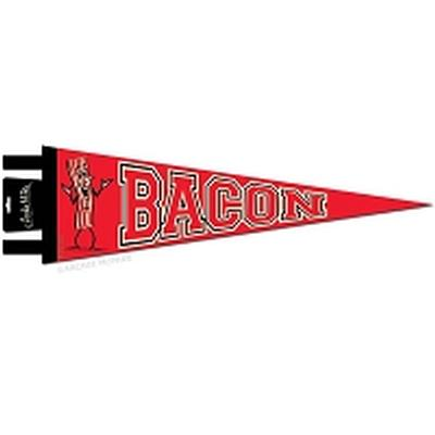 Click to get Bacon Pennant Flag