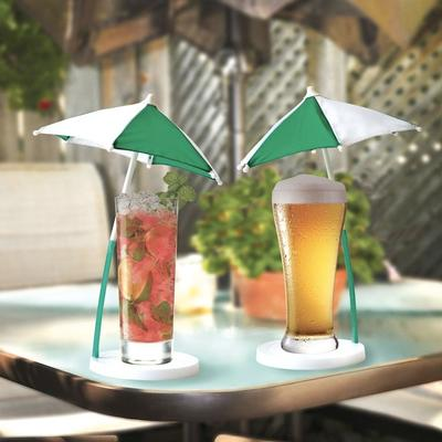 Click to get The Cocktail Umbrella and Coaster Set 2 PK
