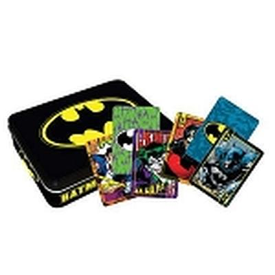 Click to get Batman Playing Card Tin Set