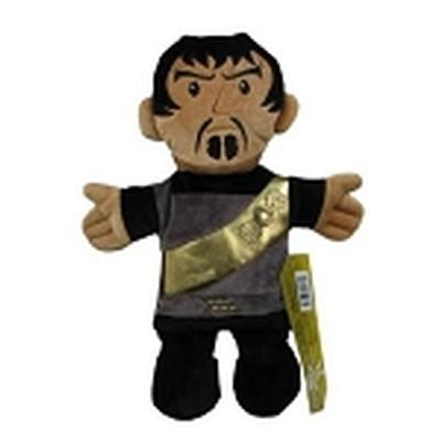 Click to get Star Trek Klingon Plush Dog Toy