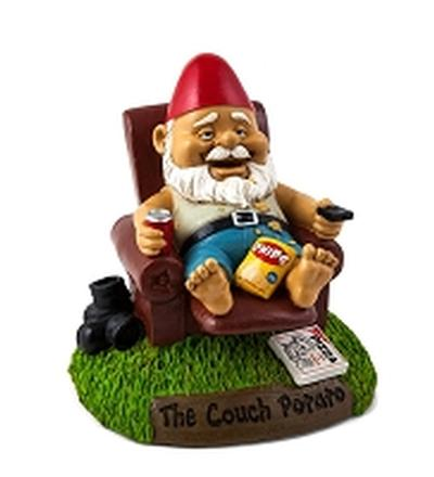 Click to get The Couch Potato Gnome