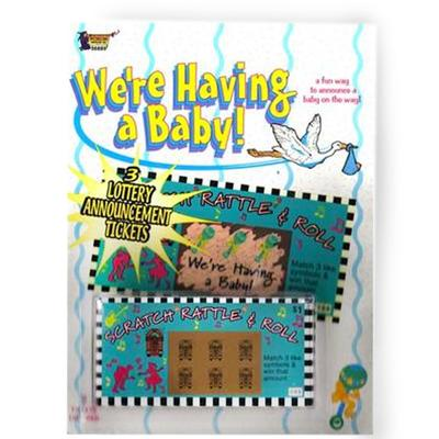 Click to get Baby Shower Prank Lottery Tickets