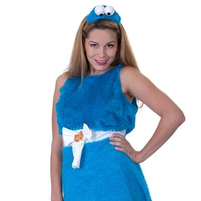 Click to get Sassy Cookie Monster Costume