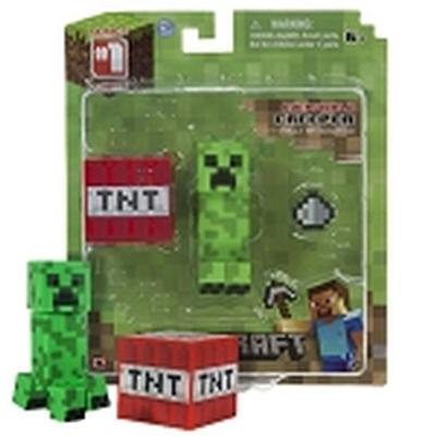 Click to get Minecraft 3 Creeper Action Figure