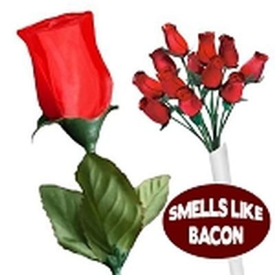 Click to get Bacon Scented Rose Single