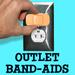 Electric Outlet Band-Aids